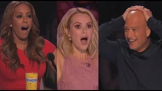 8 MOST INTERESTING Kids Audition In BGT And AGT thumbnail