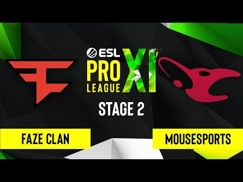 FaZe Clan vs mousesports vod