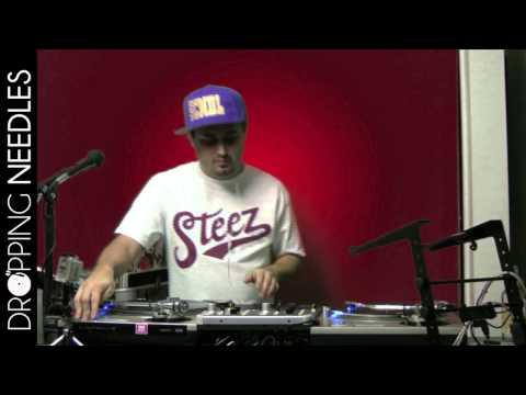 Vinyl Records - Practice Session - DJ Ricky Jay - 01/07/13