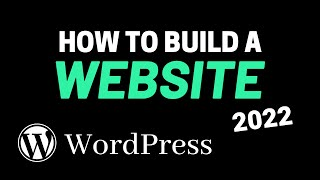 How to Build a WordṖress Website from Scratch (2020)