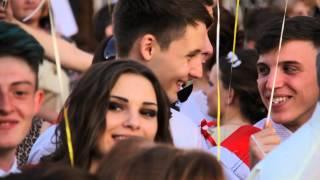 Выпускной 17 школы. Тирасполь. 2015 год.