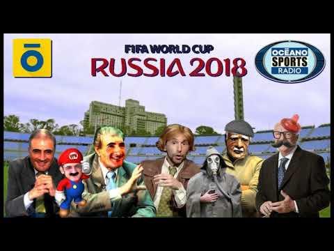 Océano Sports Radio LA COBERTURA: Uruguay - Argentina 31/08/2017