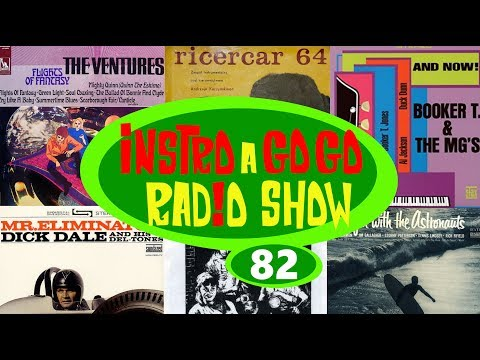 INSTRO a´GO GO RADIO SHOW! - 82. Ohjelma - Suomi