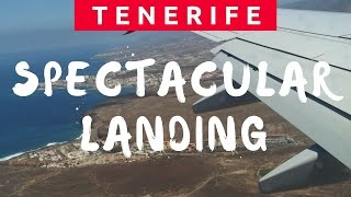 Spectacular Landing at Tenerife South Airport with Thomson Air…