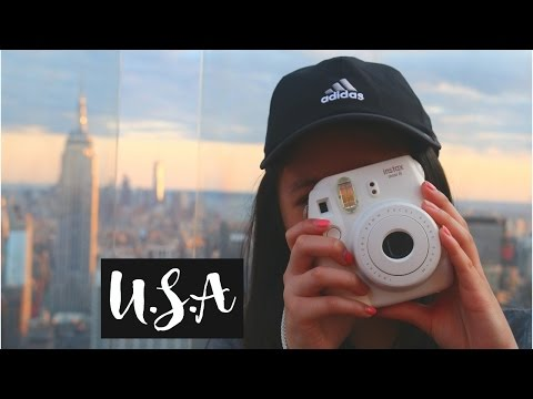 The Best Month of My Life | USA Travel Diary!