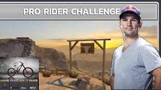I beat DARREN BERRECLOTH in a MOUNTAIN BIKE RACE! [Red Bull Bike Unchained 2, Episode 4]
