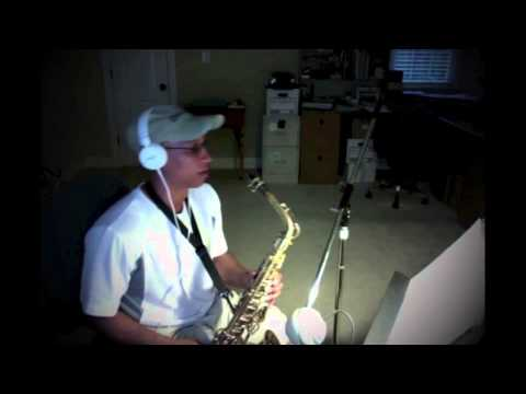 A Whiter Shade of Pale - Procol Harum - (saxophone cover by James E. Green)
