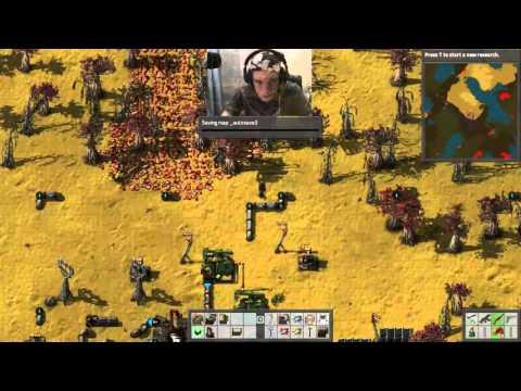 Talscar || Factorio game Stream - Battery constructor - part 2