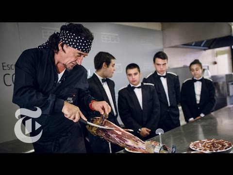 The Ambassador of Spanish Ham   The New York Times