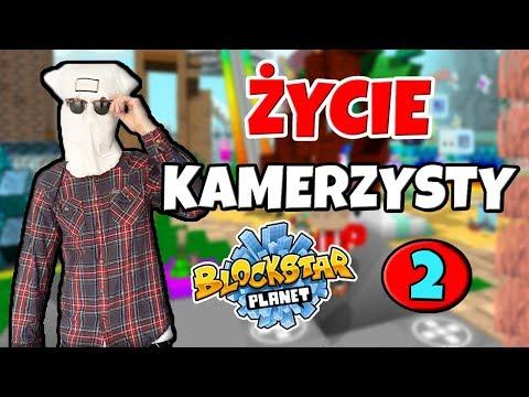 ŻYCIE KAMERZYSTY W BlockStarPlanet 2!