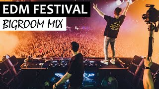 EDM FESTIVAL MIX 2019 - Epic Electro House & Bigroom Music