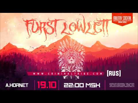 Molotov Cocktail #046 - Furst Lowlett [RUS] guest breakbeat mix (19.10.2017)