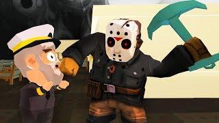 ВСЕ НА ДНО! ► Пятница 13 Убийственная Головоломка  3  Friday The 13 Killer Puzzle