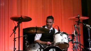Andy Grammer introducing his band to the crowd ( Pegasus Palooza 08-23-12 UCF Arena Orlando, FL )