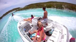 Miami to Exuma Bahamas on Sea-Doos Part V:  Paradise