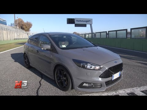 new ford focus st diesel tdci 2016 first test on track. Black Bedroom Furniture Sets. Home Design Ideas