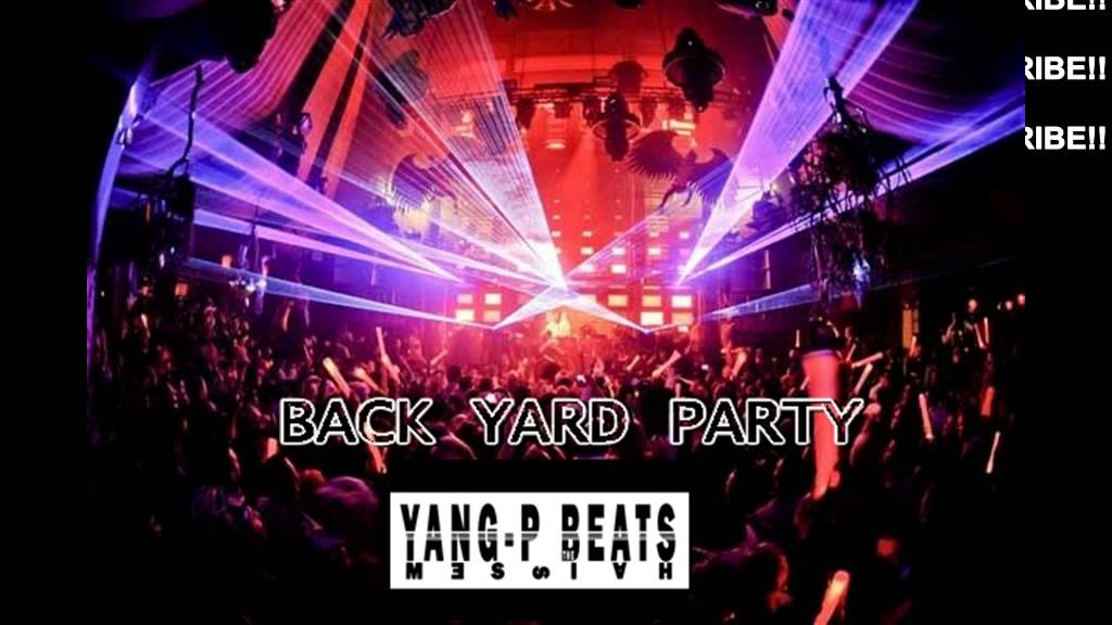 New Beat BACKYARD PARTY INSTUMENTAL AFRO HOUSE INSTRUMENTAL YANG P BEATS MADE IT
