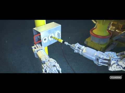 Oceaneering - Flowline Connector