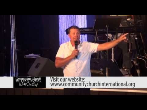 CCI LIVE:  Legal Authority - Pastor Tom Ramsey