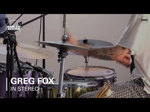 Greg Fox – Boiler Room In Stereo
