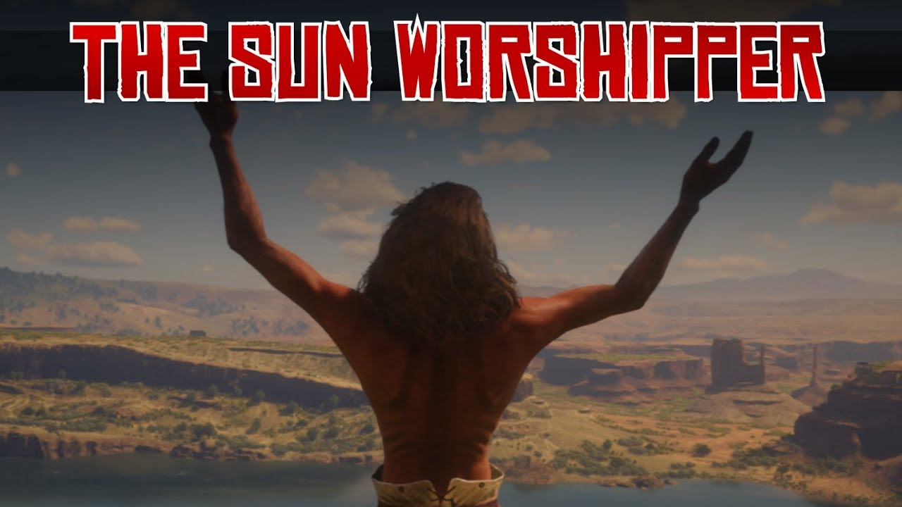 Who is The Sun Worshipper? - Red Dead Redemption 2