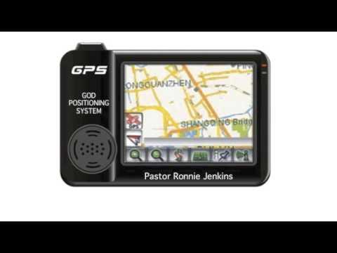 GPS: God Positioning System