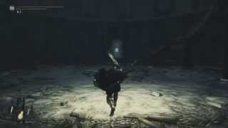 frightening dark souls 2 gameplay