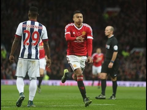Manchester United vs West Brom 2-0 2015 All Goals and Highlights 07.11.2015 Premier League