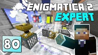 Enigmatica 2: Expert Mode - EP 80 Benitoite Prep & Advanced Dislocator