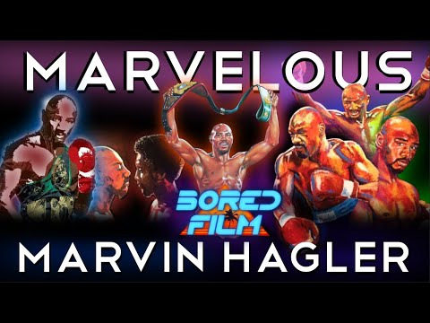Marvin Hagler - Marvelous (Original Bored Film Documentary)