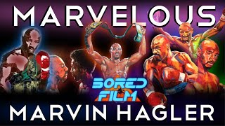 Marvin Hagler - R.I.P. Boxing's Greatest Warrior (Original Bored Film Documentary)