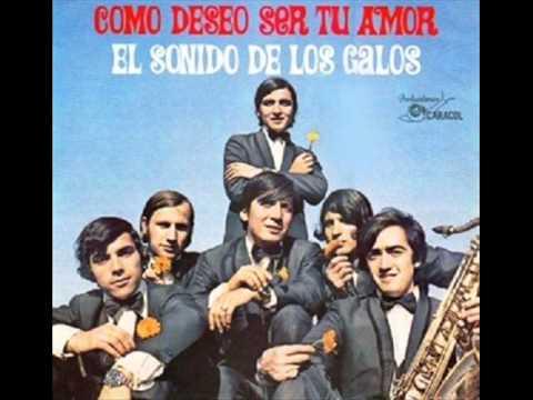 LOS GALOS -  COMO DESEO SER TU AMOR  1970  ( DISCO COMPLETO )