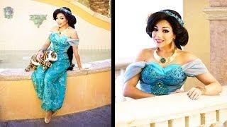 Princess Jasmine Costume! | Charisma Star