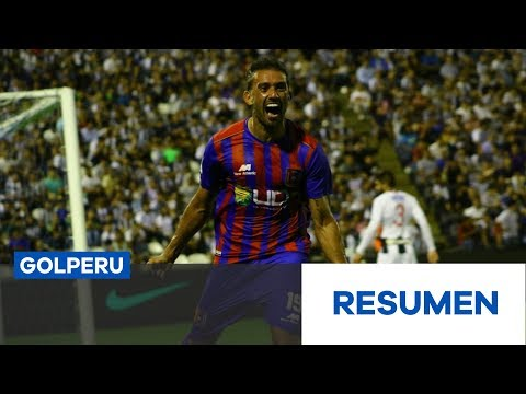 Alianza Lima Alianza Huanuco Goals And Highlights