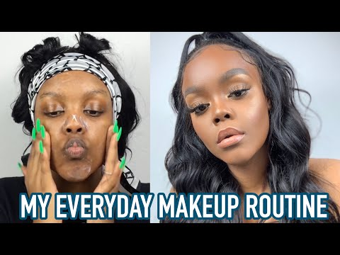 MY UPDATED EVERYDAY MAKEUP ROUTINE thumbnail