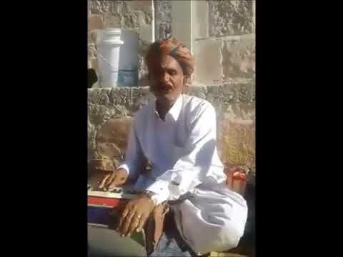 Sadik Khan Mirasi   Rajasthani Video Songs 2017   Rajasthani Folk Songs   Vankal Mata Bhajan