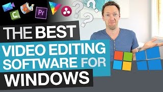 Best Video Editing Software for Windows (on every budget)