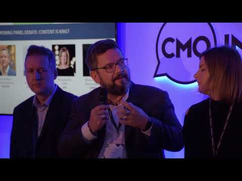 Panel Discussion @ The CMO Inspired Conference