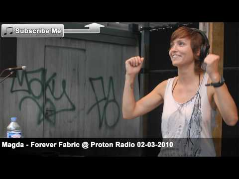 Magda - Forever Fabric @ Proton Radio (02-03-2010) [1/6] - Ronnie Tyler - Nicer Things