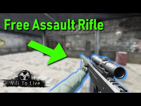 Will To Live Online: Free Assault Rifle! (2020) Most Efficient Quest Guide