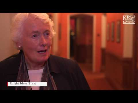 Dr Margaret Mountford, Chairman of the Bright Ideas Trust and former Advisor on BBC's The Apprentice