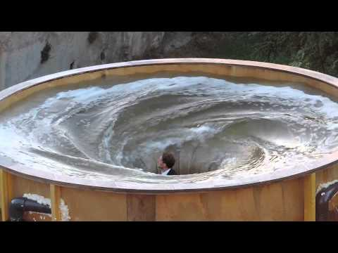 Giant Whirlpool, artwork by Martin Werthmannn