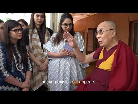 Далай-лама. Как справляться с отрицательными эмоциями?