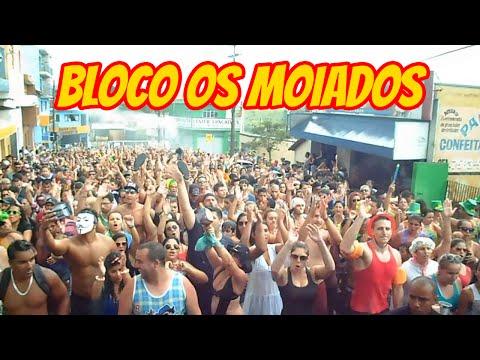 Carnaval Nazaré Paulista - Bloco dos Moiados