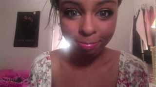 gyaru makeup for black girls