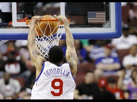 Andre Iguodala Top 20 Career Posterizing Dunks