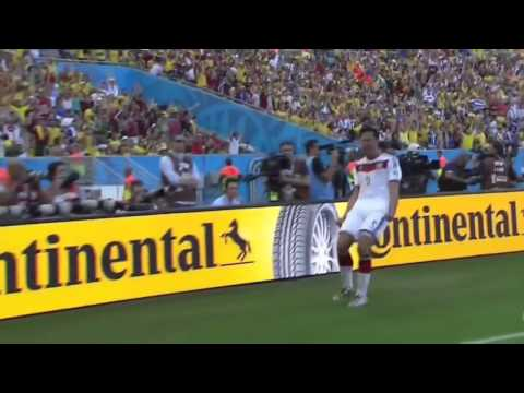 All 18 Germany Goals in World Cup 2014