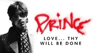 Prince - Love… Thy Will Be Done (Official Audio)