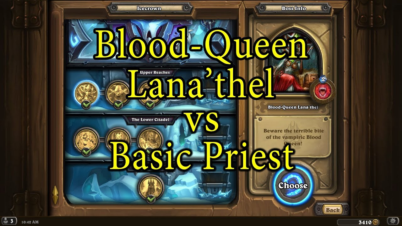 How to Beat Blood-Queen Lana'thel – Knights of the Frozen