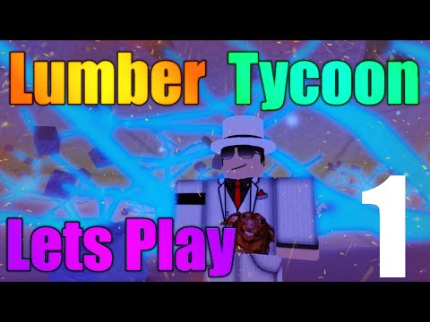 [ROBLOX: Lumber Tycoon 2] - Let's Play Ep1 w/ Friends - Starting Out!